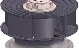 Motorized Centrifugal Impellers
