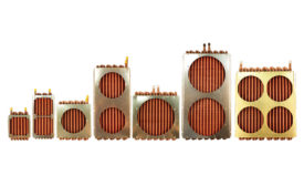 Tube-to-Fin, Liquid-to-Air Heat Exchangers