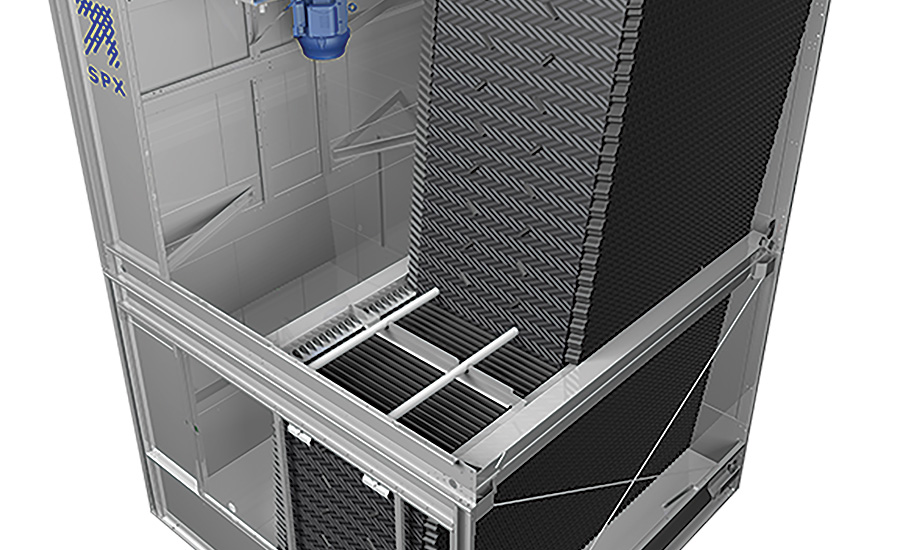Single-Flow Towers with Compact Footprint Offered in Single-, Double-Height Designs