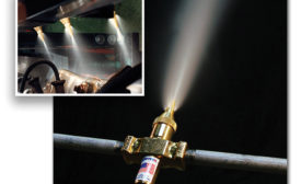 Spray Nozzles for Evaporative Cooling