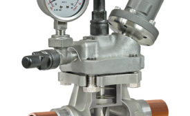 Pressure Regulators for Subcritical Carbon Dioxide and Halocarbon Applications