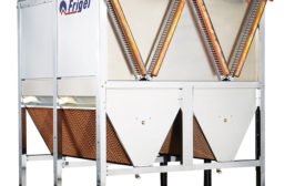 Capture, reuse more water with closed-loop adiabatic coolers from Frigel North America.