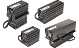 Thermoelectric assemblies for compact cooling from Laird Technologies.