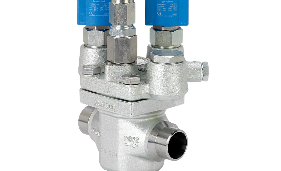 Dual-Position Solenoid Valve Improves Safety