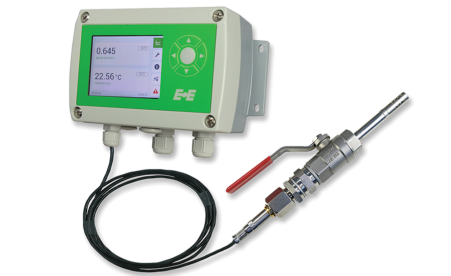 Humidity Transmitters with Ethernet Interface