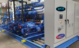 Chiller equipment from Tempest Engineering.