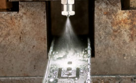 External-Mix Spray Nozzles Cool, Coat, Treat