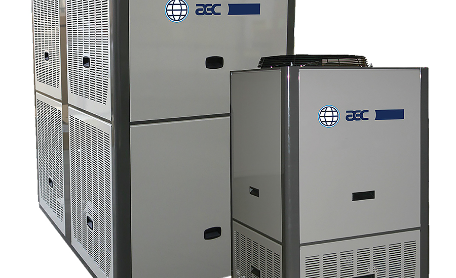 packaged chillers