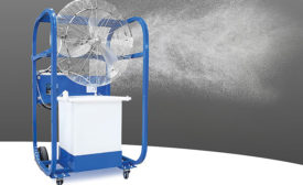 New evaporative coolers from Larson Electronics.