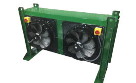 Heat exchangers from Dry Coolers Inc.