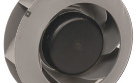 Motorized centrifugal impellers from Continental Fan.