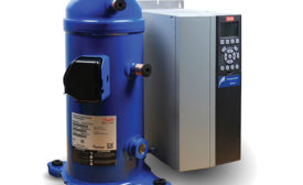 Variable-speed compressors from Danfoss.