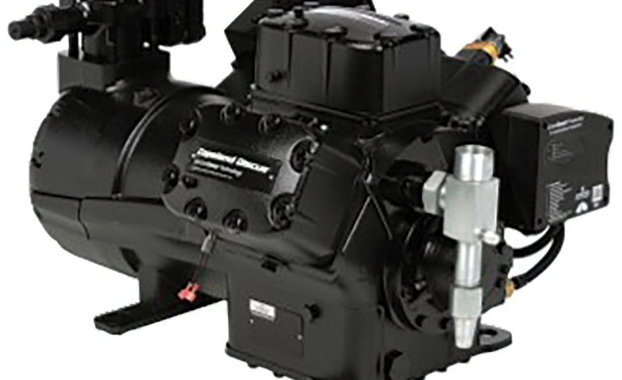 4-cylinder compressors from Emerson.