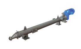 Heavy-duty heat exchanger for viscous products from HRS Heat Exchangers.