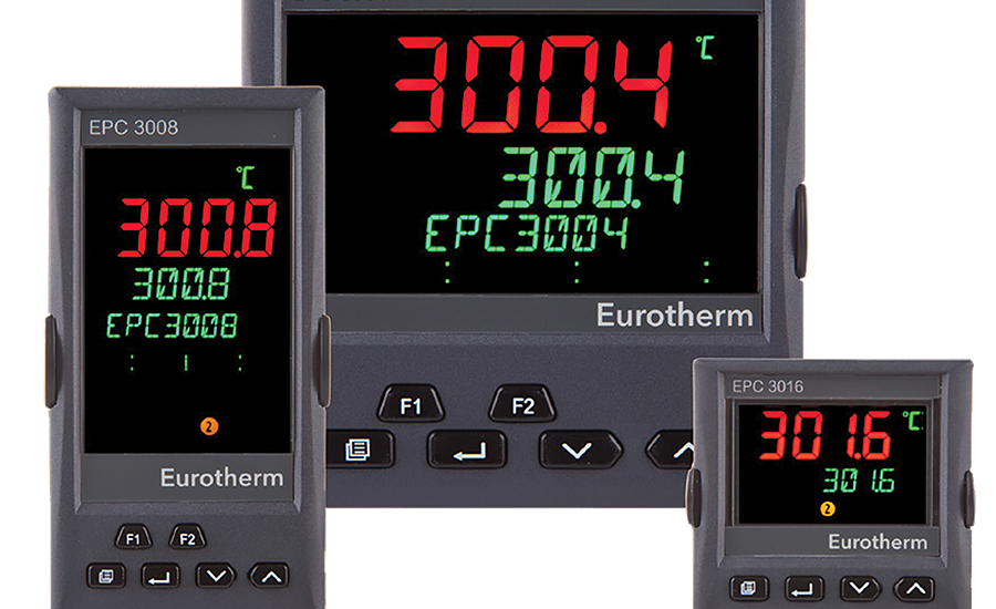 Programmable controller from Eurotherm USA, Schneider Electric