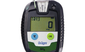 Gas detector from Dräger Safety.