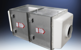 HEPA and carbon inline filter packs from Hemco.
