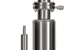 Cryogenic valves from Circor International.