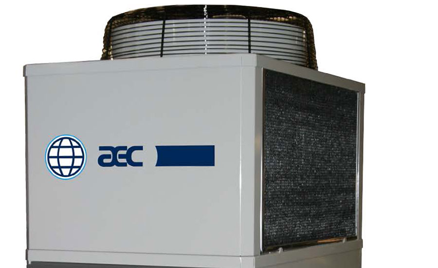 Portable and packaged chillers from AEC, ACS Group.