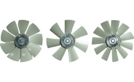 One-piece molded fans from Multi-Wing.