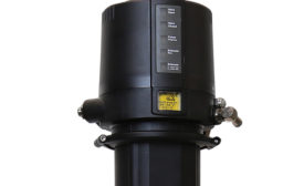 Mix-proof valve for dairy applications from SPX Flow.