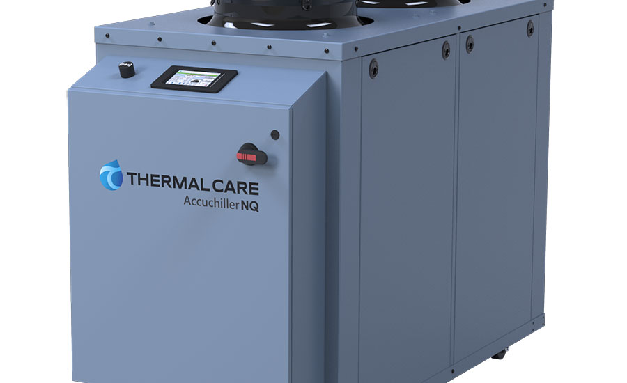 Portable and packaged chillers from Thermal Care.