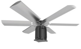 Fan system from Baltimore Aircoil.