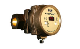 PC June 2021 Products: Vortex-Shedding Flow Meter. Image provided by Universal Flow Monitors