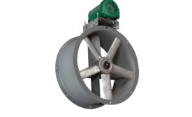 PC May 2021 Products: Model AIB Belt-Drive Tubeaxial Fan