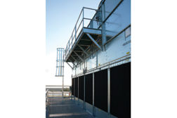 Counterflow cooling tower Baltimore