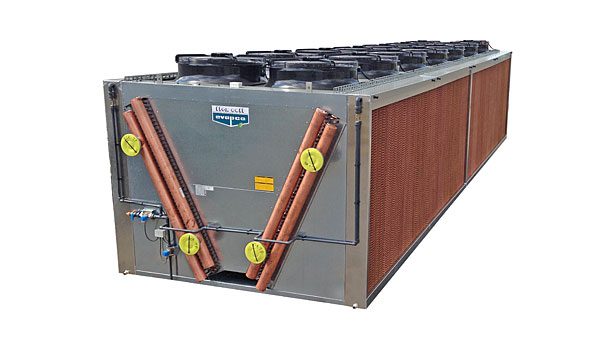 Evaporative Condensing Unit : Evapco sl