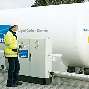 Liquid Carbon Dioxide Booster Improves Process Efficiency