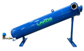 Lakos Product Launch industrial separator