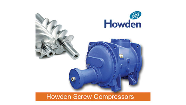 Howden: World Pioneers of Rotary Twin Screw Compressors