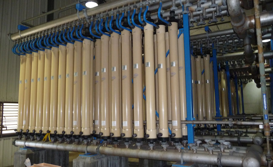 industrial water treatment technologies membrane reverse osmosis cold lime microfiltration