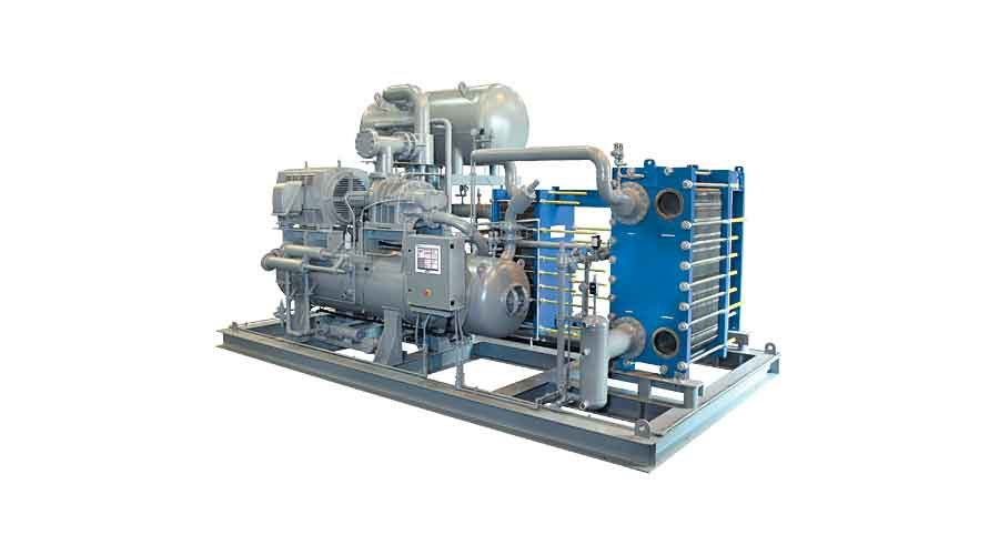 Using Oil-Flooded Screw Compressors for Industrial Refrigeration ...