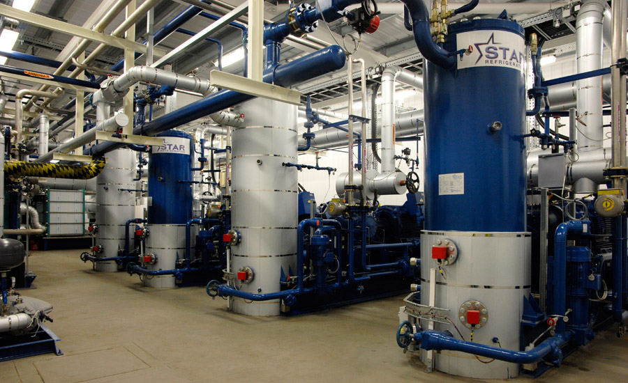 Low Charge Ammonia Chillers Move Into Portable Use 2011